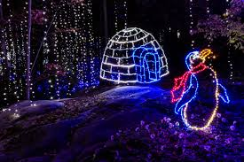 Camp Jordan Christmas Lights Chattanooga Tn Chattanoogas New Holiday Trail Of Lights