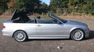Coupe Series 2001 bmw 325i tire size : BMW 330CI M SPORT MANUAL CONVERTIBLE 2001 REVIEW UK SPEC - YouTube