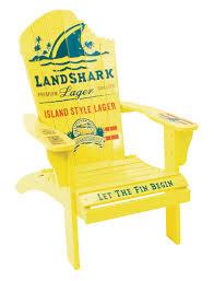 yellow patio furniture. Amazon.com : Margaritaville Outdoor Adirondack Chair, Landshark Garden \u0026  Yellow Patio Furniture