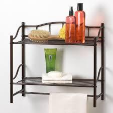 Creative Shelf Best Wall Shelf Organizer With Towel Bar Reviews Findthetop10com