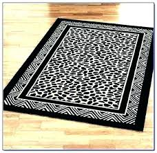 leopard print area rug cheetah animal rugs