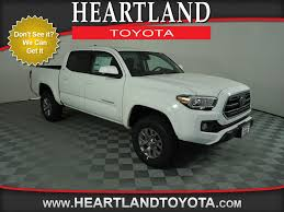 New 2018 Toyota Tacoma SR5 Double Cab 5' Bed V6 4x4 AT (Natl) in ...