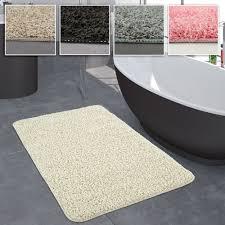 Hochflor Badezimmer Teppich Versch Teppichcenter24