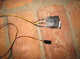 proportional throttle braking reverse rc speed control i m using servo wire again because it fits the pattern of ground voltage supply and a signal wire the switch causes the signal wire to either be connected