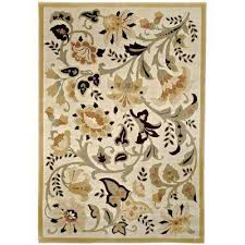 devore sunwashed beige 5 ft x 8 ft area rug