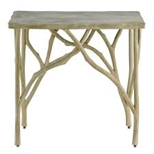 Currey pany Home Creekside Console Table 2037