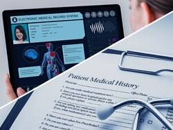 What Is Electronic Charting From Paper To Ehr A Millennials Perspective