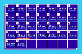 21 Day Plank Challenge Chart 30 Day Plank Challenge To Strengthen Abs Core Muscles