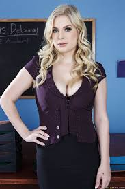 Danielle Delaunay hot blonde teacher gets fucked in class.