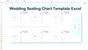 Wedding Reception Seating Chart Template Word Table Of 10 Seating Plan Template Tellers Me