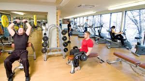 gym in tallinn i kalev spa