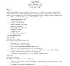 Administrative Assistant Resume Templates Delectable Resume Samples Office Assistant Resume Templates Administrative
