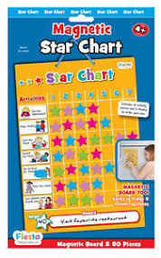 Good Chart For Kids Details About Magnetic Star Reward Chart For Child Kids Good Behaviour By Fiesta Crafts