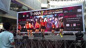 Eternal Knight Cover T-ara @ T-ARA 1st Lovey Dovey Roly Poly Live in ...