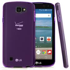 lg zone 3 phone cases. lg optimus zone 3 case, redshield [purple] slim \u0026 flexible anti-shock lg phone cases z