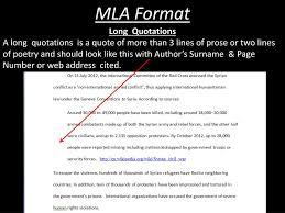 Ppt Mla Format Powerpoint Presentation Id2199287
