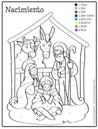 2f1cafab598fecf5a2ba36994037a7a3 spanish vocabulary teaching spanish 121 best images about color by number on pinterest spanish on color by number spanish coloring page