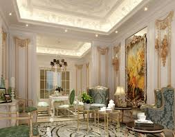 ... Lovely Pretty Living Room With Awesome French Decor And Modern Classic Interior  Design Classic Interior Design ...