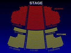 Music Box Theatre New York Seating Chart 49 Best Music Box Theater Images Music Box Theater Toy