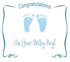 Congrats Baby Girl Clipart
