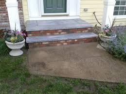 Brick step repairs and new brick steps 617-633-1896
