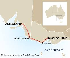 melbourne to adelaide small group