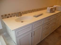 Backsplash Tile Ideas For Bathroom - Tile backsplash in bathroom