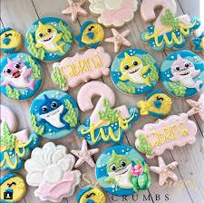 Baby Shark Birthday Party Ideas Popsugar Family