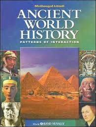 World History Textbook Patterns Of Interaction Awesome McDougal Littell World History Patterns Of Interaction Student