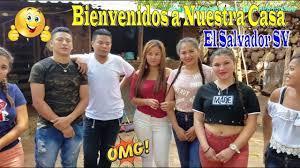 Bienvenidos a Nuestra Casa - Convivió Con El Salvador Sv Parte 1 - YouTube