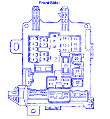 toyota corona se 1994 instrument fuse box block circuit breaker 94 toyota camry fuse box diagram toyota corona se 1994 instrument fuse box block circuit breaker diagram