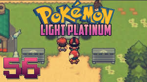 How To Get A Train Ticket In Pokemon Light Platinum Lets Play Pokemon Light Platinum Part 56 World Pass Old Friends