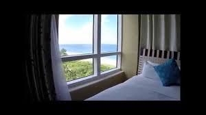 Marriott Two Bedroom Suite Palm Beach Marriott Singer Island Two Bedroom Condo Youtube