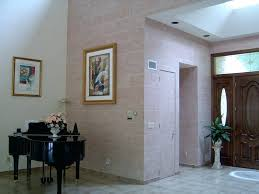 ideas residential interior walls faux finish made to look like concrete block wall architectural design modern
