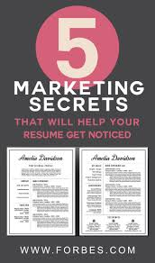 Forbes Resume Tips Resume Tips Contributor The Muse At Forbes Com The Big