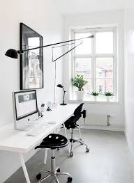 office inspirations. Window Home Office Inspirations, Light And Air, With Narrow Desk For Small Space. Http://www.shelights.com.au/ Inspirations G