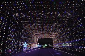 Enchanted Light Show Dallas The Top Places To See Christmas Lights And Other Holiday