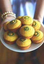 Gluten Free Jalapeño Cornbread Muffins Minimalist Baker Recipes