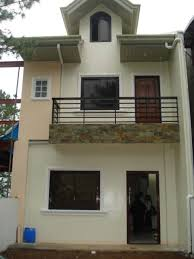 Small Picture Collection 50 Beautiful Narrow House Design for a 2 Story2 Floor