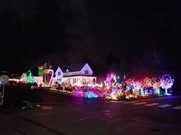 Christmas Lights In Olympia Washington This Guy Wins Christmas In Olympia 10th Central Merry