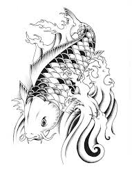 Koi Fish Design 30 Koi Fish Tattoo Designs With Meanings