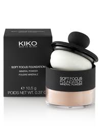 today i want talk about the kiko foundations there are many kind of foundation depending of your skin and your need the first one that i like