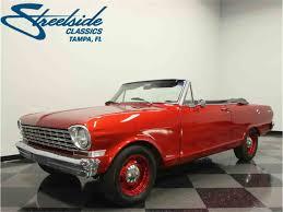 1963 Chevrolet Nova for Sale on ClassicCars.com
