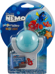 Finding Nemo Night Light Projectables Led Plug In Night Light Disney Pixars Finding