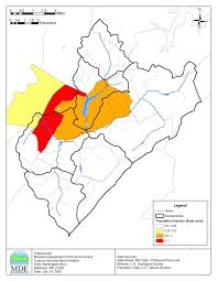 Total maximum daily loads of fecal bacteria for the little youghiogheny river basin in garrett county maryland final