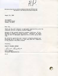 Business Letters Interview Rejection Letter 5 Parts Of A