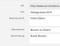 alt-Tag Wordpress: Alternativtext bei Wordpress nicht angezeigt ...