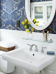 pedestal sink storage 18