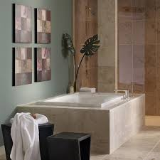 Evolution 72x36 inch Deep Soak Bathtub - American Standard