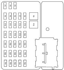 mercury mariner (2006 2010) fuse box diagram auto genius 2010 Ford Escape Fuse Diagram mercury mariner (2006 2010) fuse box diagram auto genius with regard 2010 ford escape fuse box diagram
